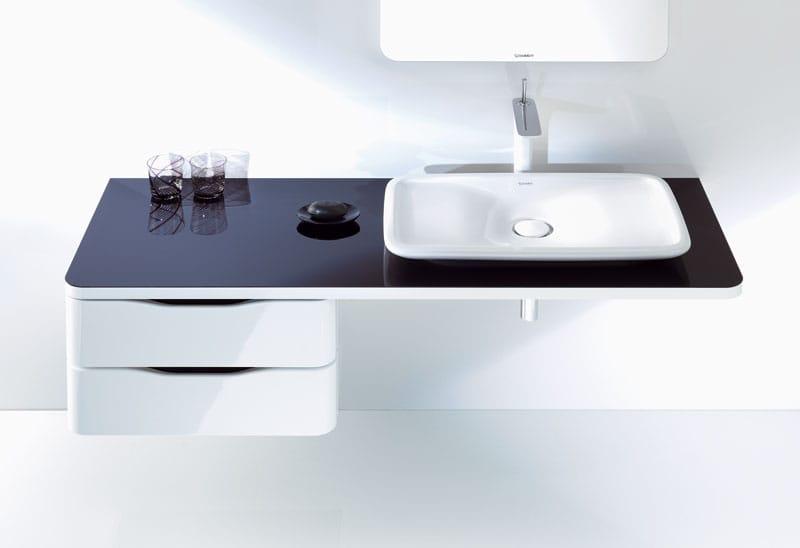 arredo bagno completo puravida by duravit design phoenix design. Black Bedroom Furniture Sets. Home Design Ideas