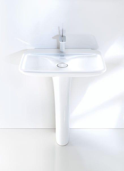 Arredo bagno completo puravida by duravit design phoenix for Arredo bagno ravenna