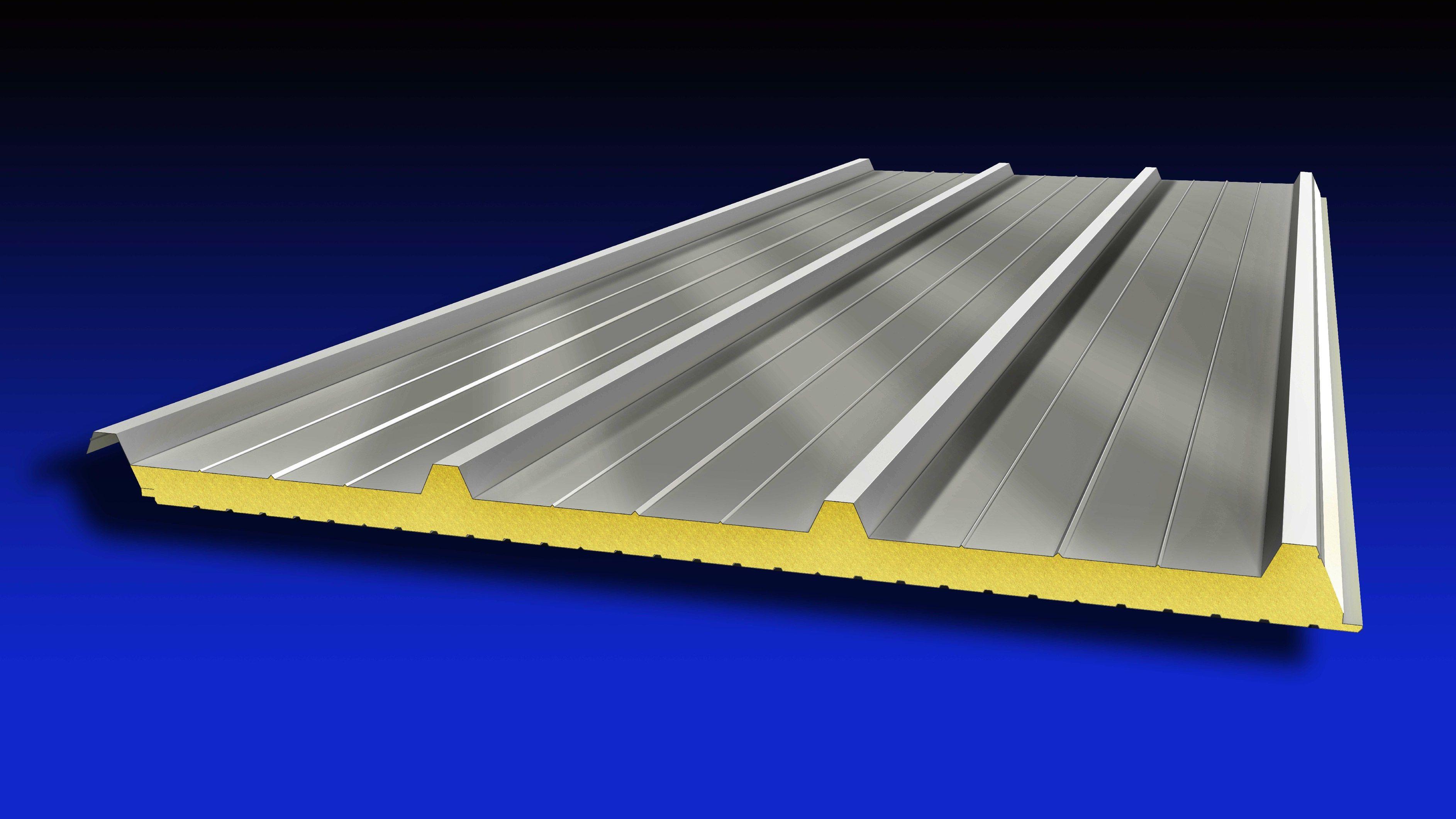 Pannelli coibentati per tettoie prezzi