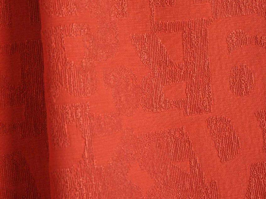 Tessuto a tinta unita da tappezzeria in cotone diversion for Tappezzeria 3d
