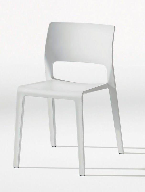 juno | sedia in polipropilenearper design james irvine
