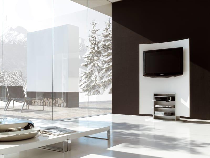 Mueble tv de dise o folio by alivar dise o giuseppe bavuso - Diseno de muebles de tv ...