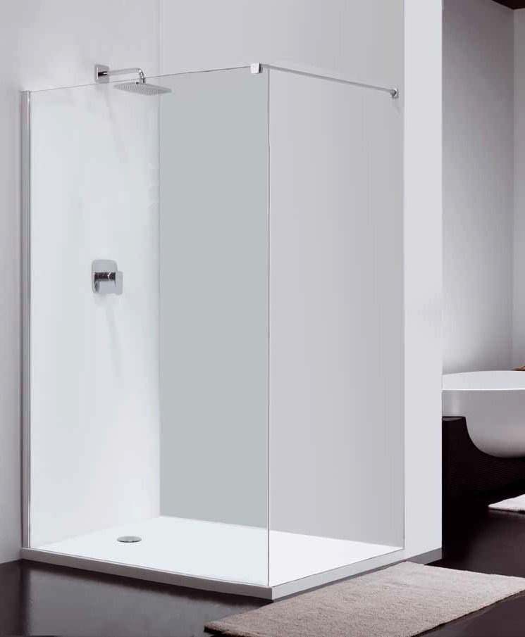 Glass Shower Wall Panel Combi Cw5 By Provex Industrie
