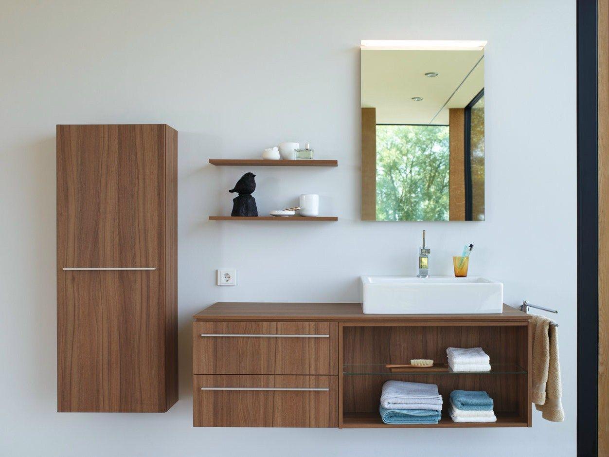 X LARGE Vanity Unit By DURAVIT Design Sieger Design