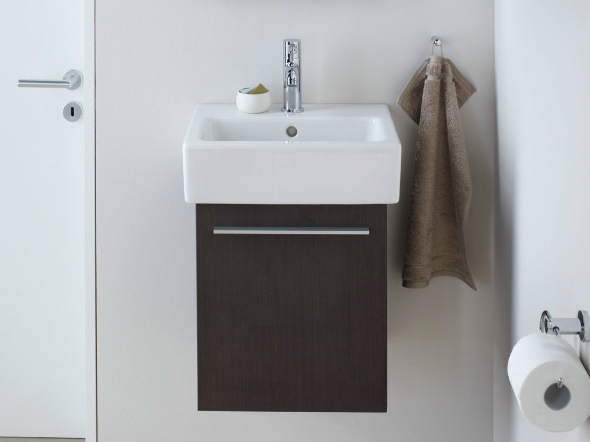 Meuble sous vasque collection x large by duravit italia design sieger design - Meuble sous vasque fly ...