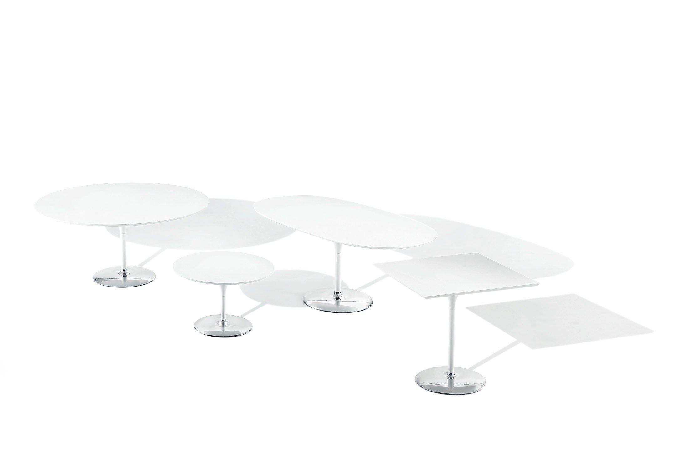 Duna tavolo quadrato by arper design lievore altherr molina for Tavolo quadrato design