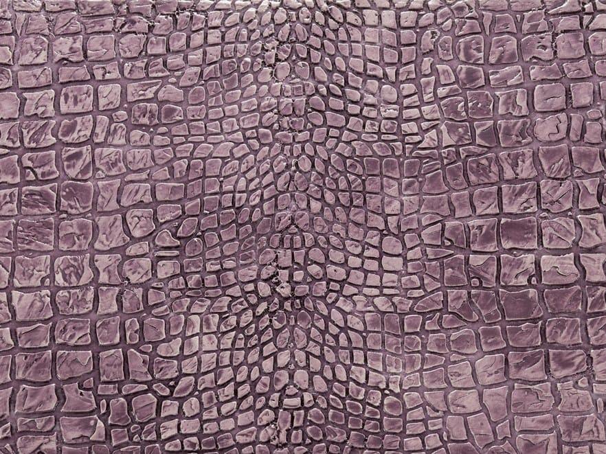 Peinture décorative à leau effet textile CROCODILE by VALPAINT