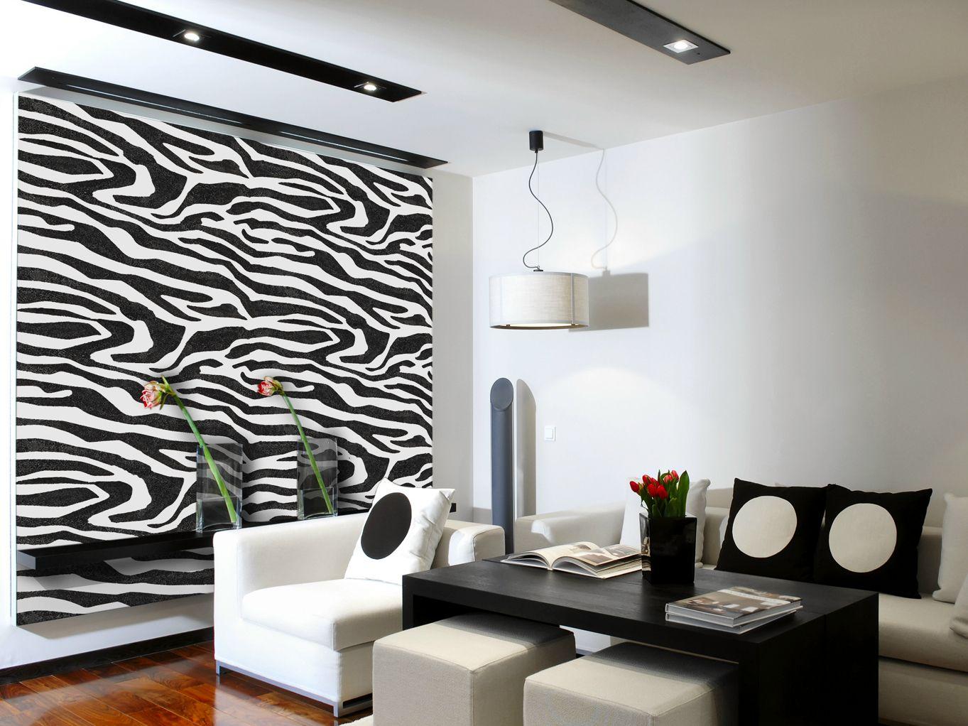 Peinture d corative l 39 eau effet textile zebra collection jungle by valpaint for Peinture effet crocodile