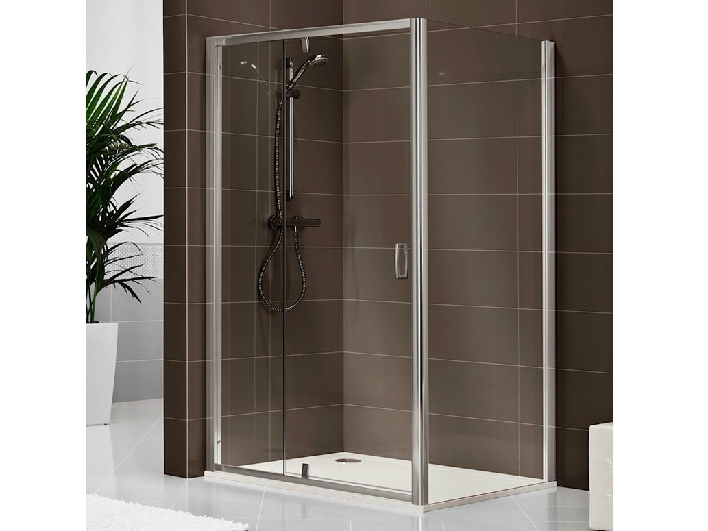 cabine de douche rectangulaire en cristal dukessa s 3000. Black Bedroom Furniture Sets. Home Design Ideas