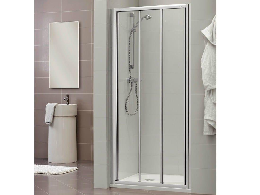 cabine de douche en niche portes coulissantes dukessa 3000 by duka. Black Bedroom Furniture Sets. Home Design Ideas
