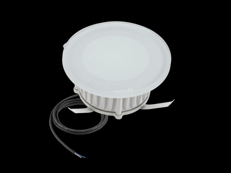 Segnapasso a LED a pavimento STILE NEXT ZERO 120T by Lombardo design Daniele Fenaroli, Italo ...