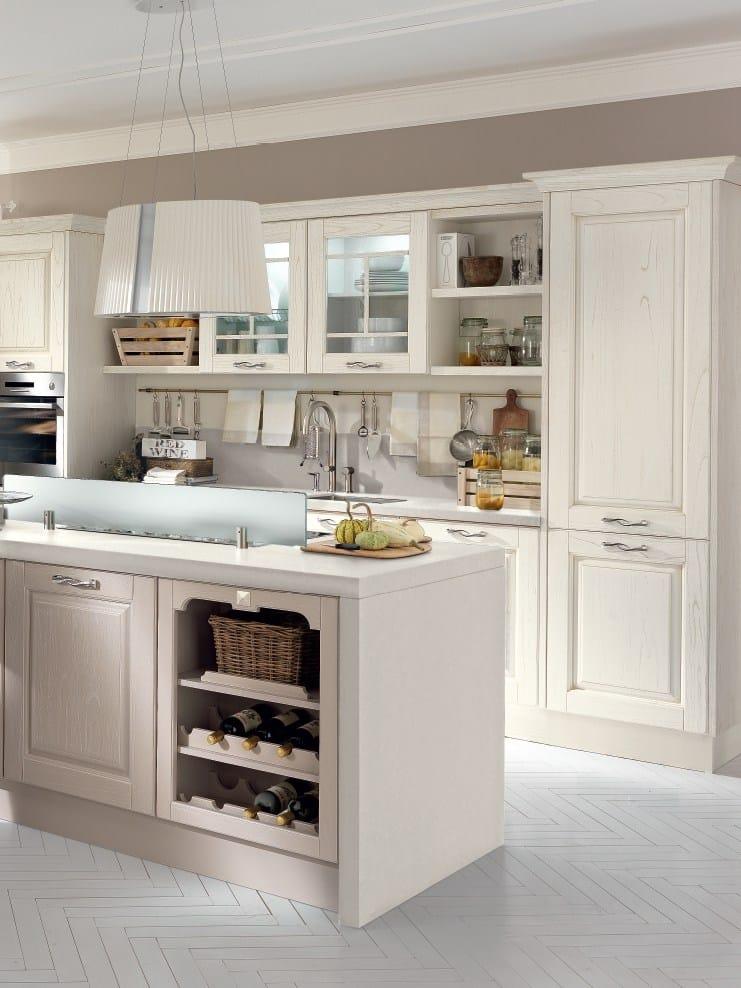 laura kitchen by cucine lube. Black Bedroom Furniture Sets. Home Design Ideas