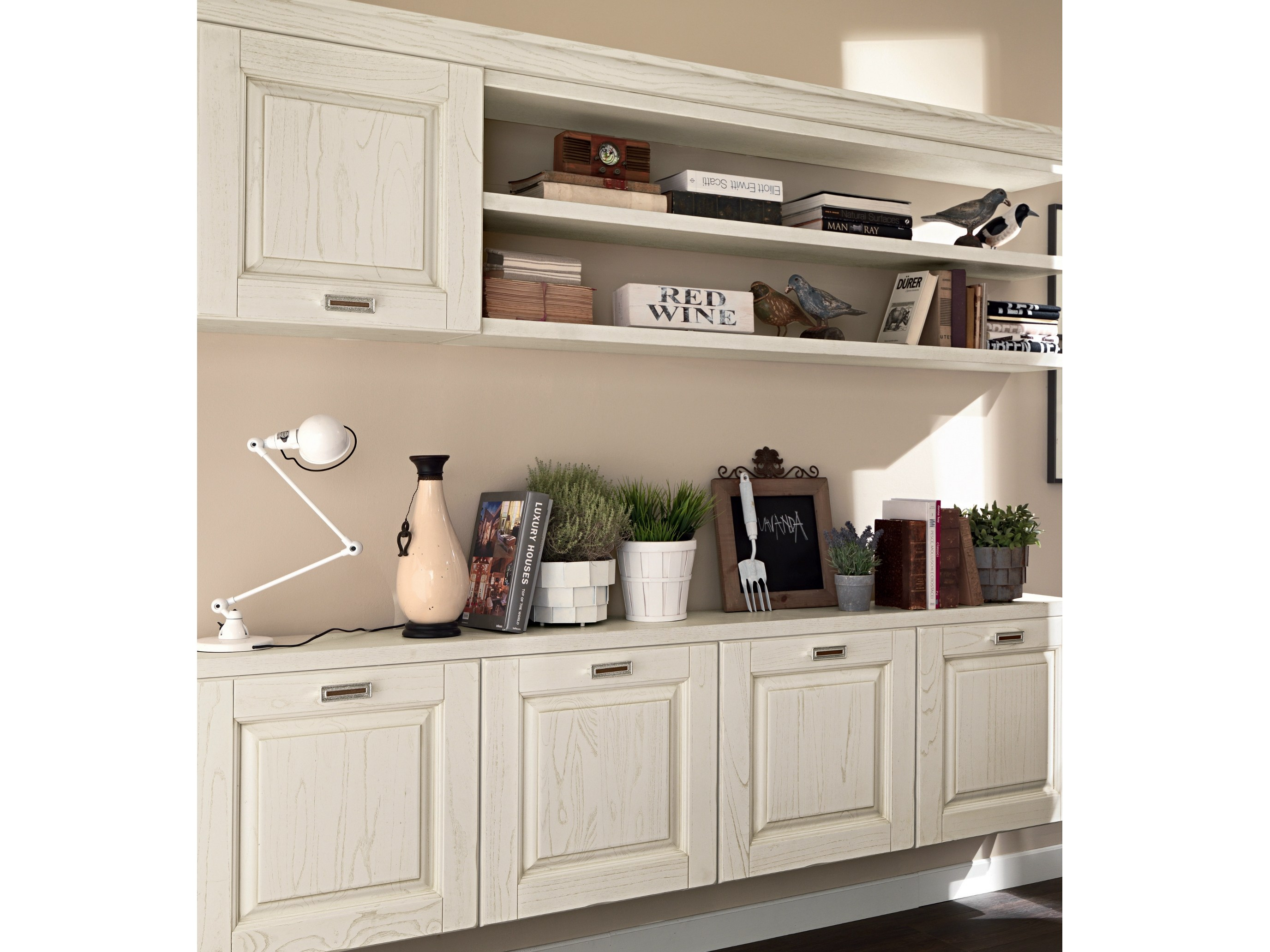 Beautiful Parete Attrezzata Cucina Images - Home Design Inspiration ...