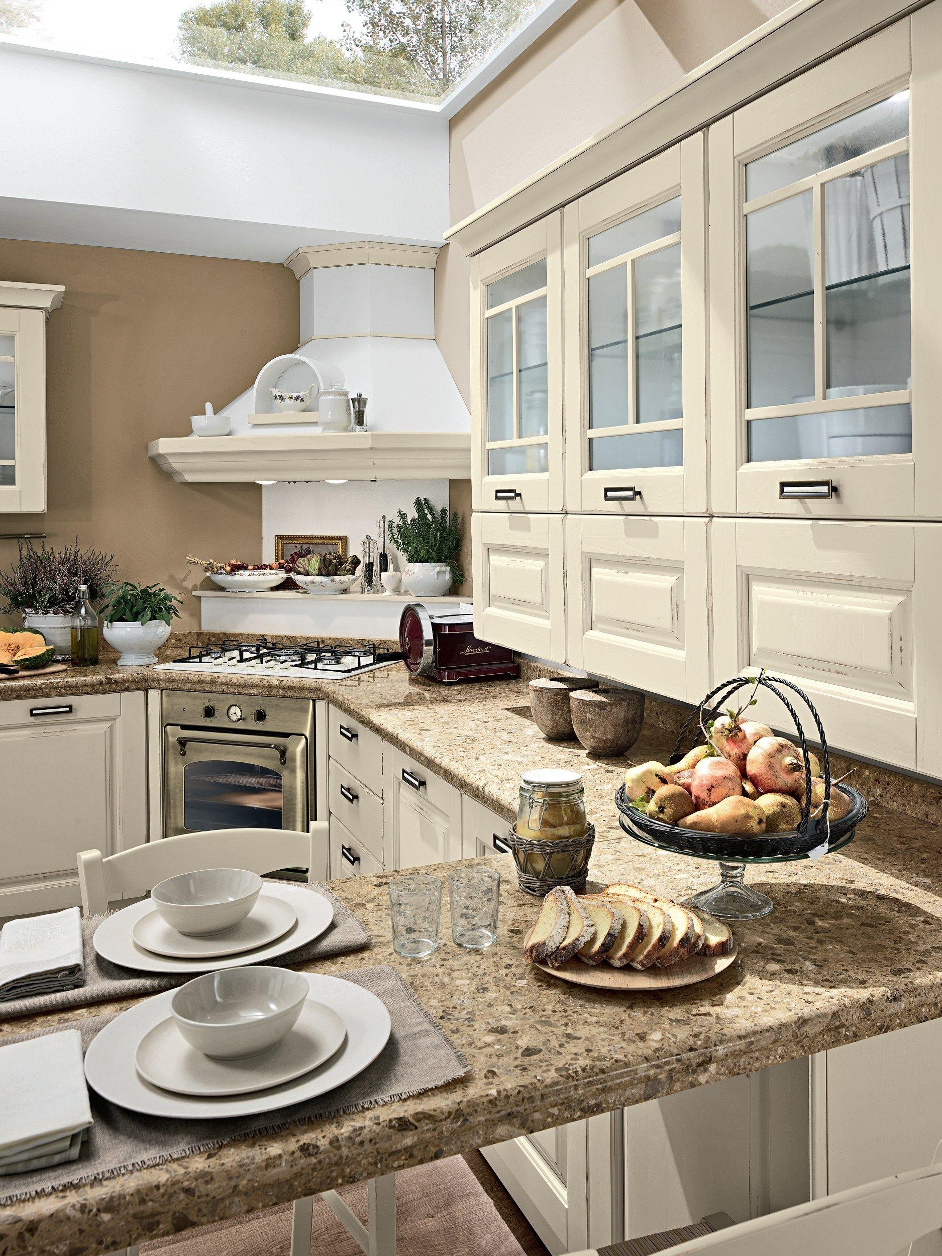 laura wooden kitchen by cucine lube