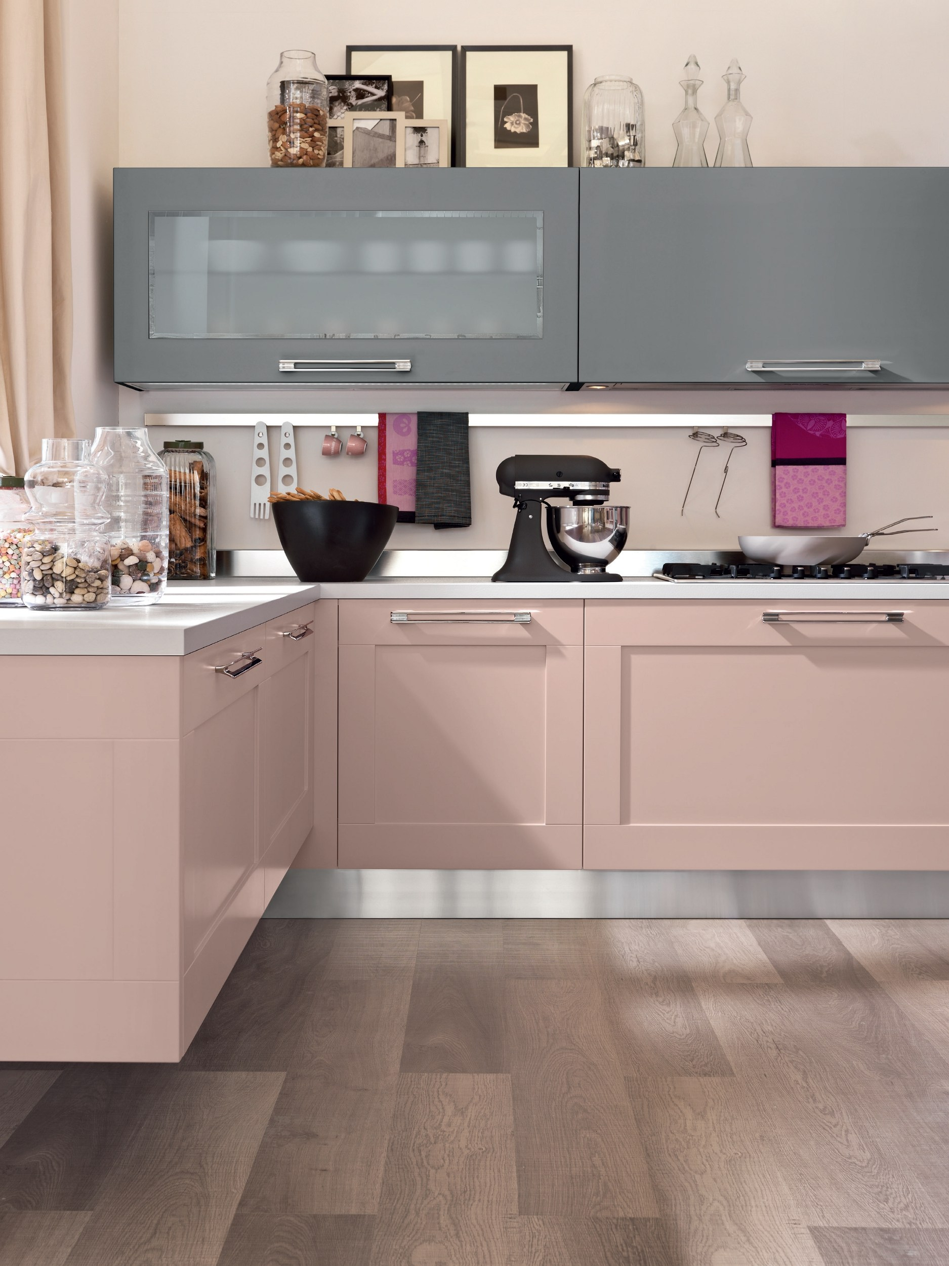 gallery lacquered kitchen by cucine lube