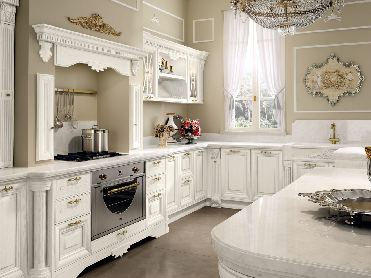 Pantheon küche by cucine lube
