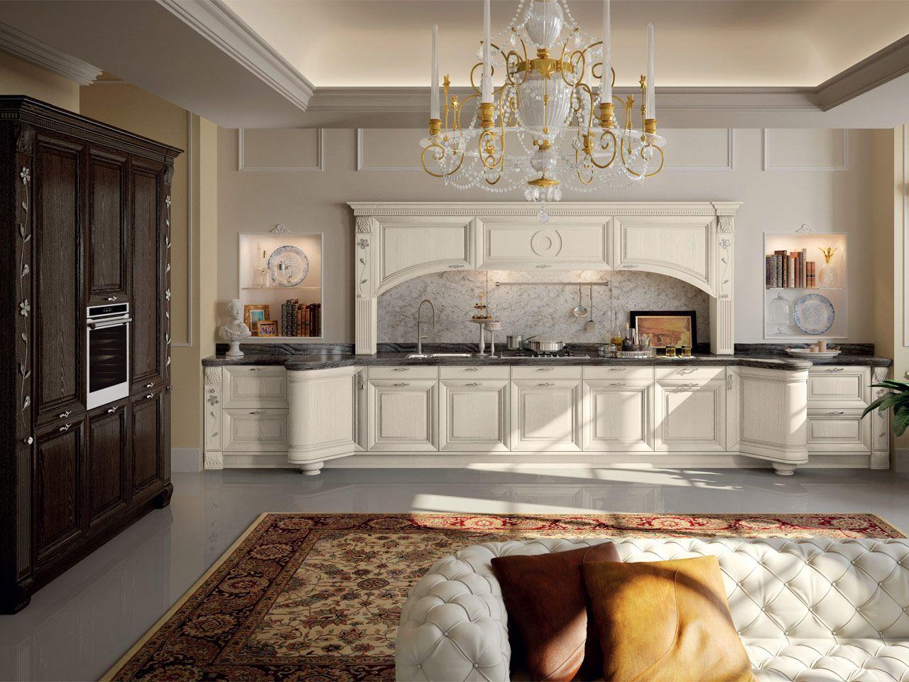 Pantheon lackierte küche by cucine lube