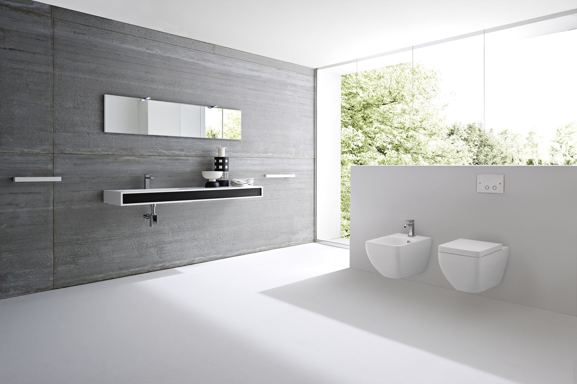 Maybe wc suspendu by rexa design - Toilette suspendu design ...