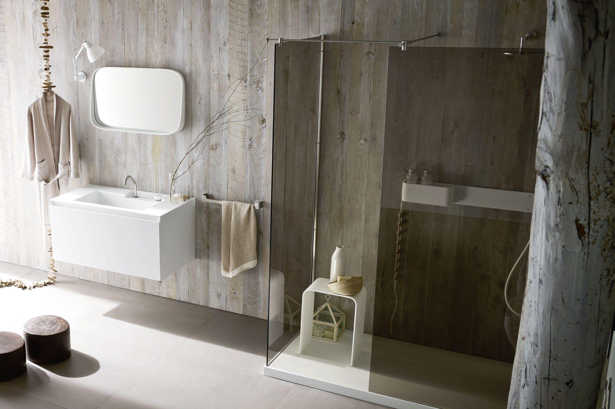 Corian Dusche Osterreich : Glass Shower Wall Panels
