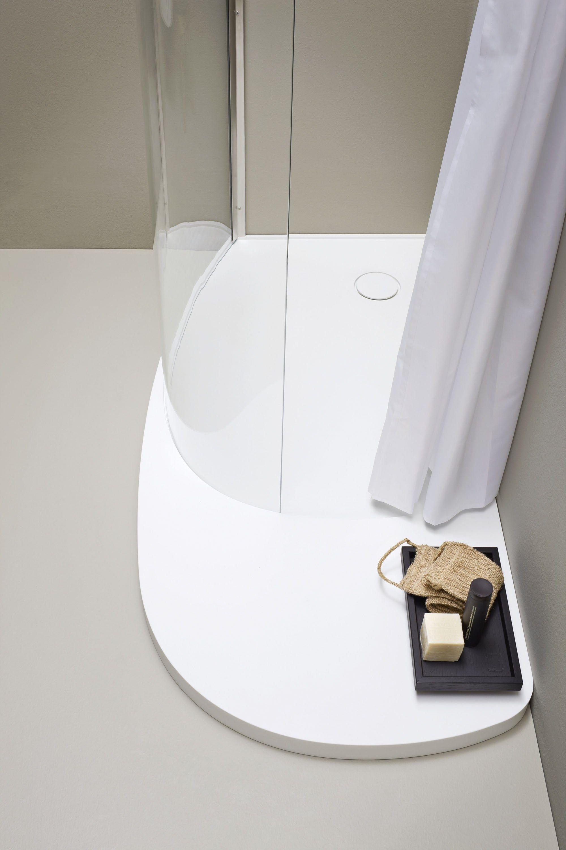 FONTE Piatto doccia by Rexa Design design Monica Graffeo