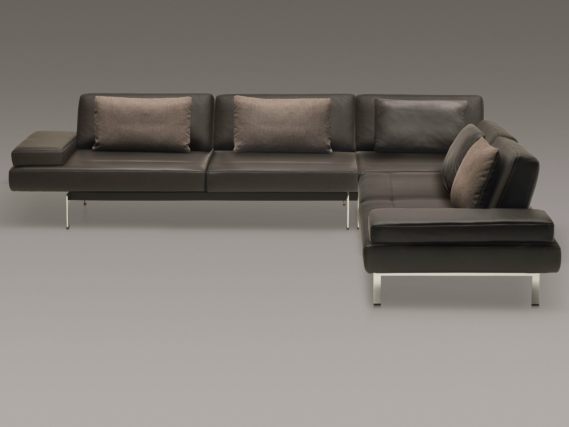 canape modulable en cuir hoze home. Black Bedroom Furniture Sets. Home Design Ideas