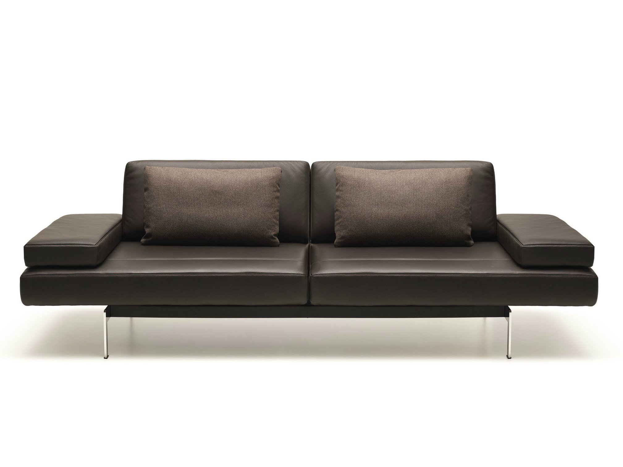 modular leather sofa ds 904 by de sede design nicolaus maniatis thomas kirn. Black Bedroom Furniture Sets. Home Design Ideas
