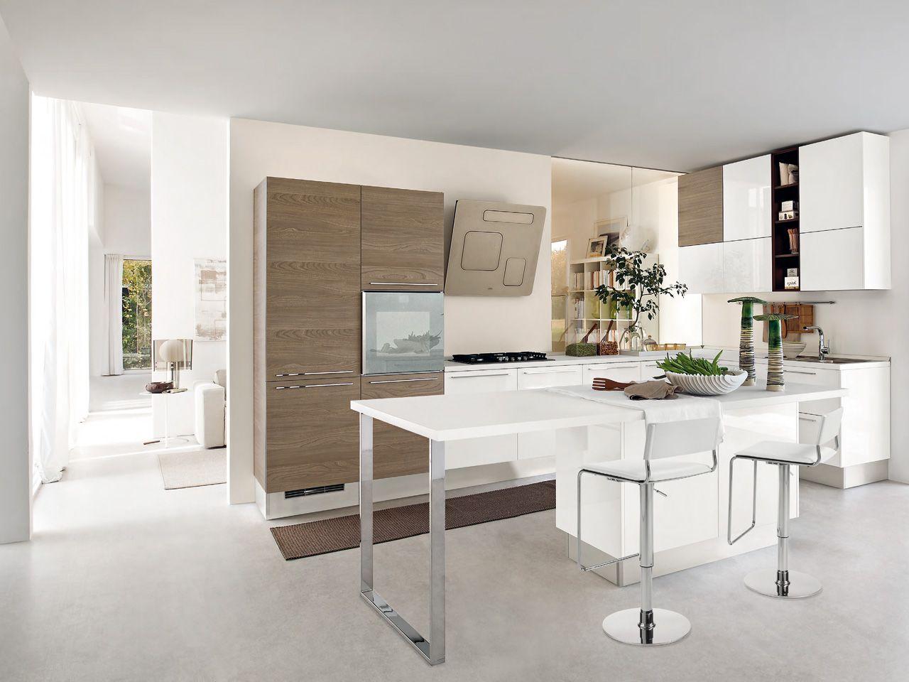 Cucine Moderne Per Piccoli Spazi | madgeweb.com idee di interior ...
