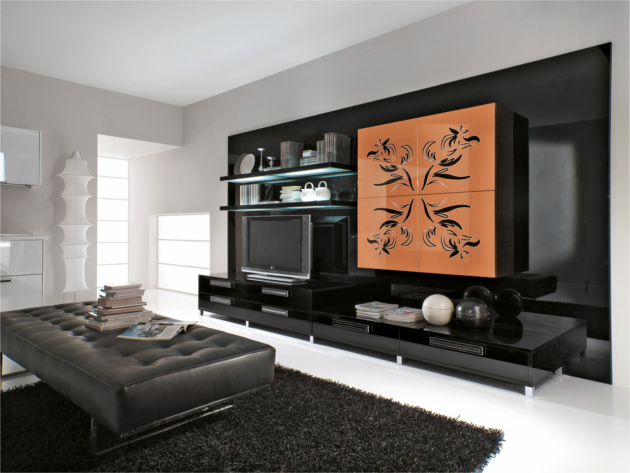 Parete Colorate Moderne ~ CaNLiC for .