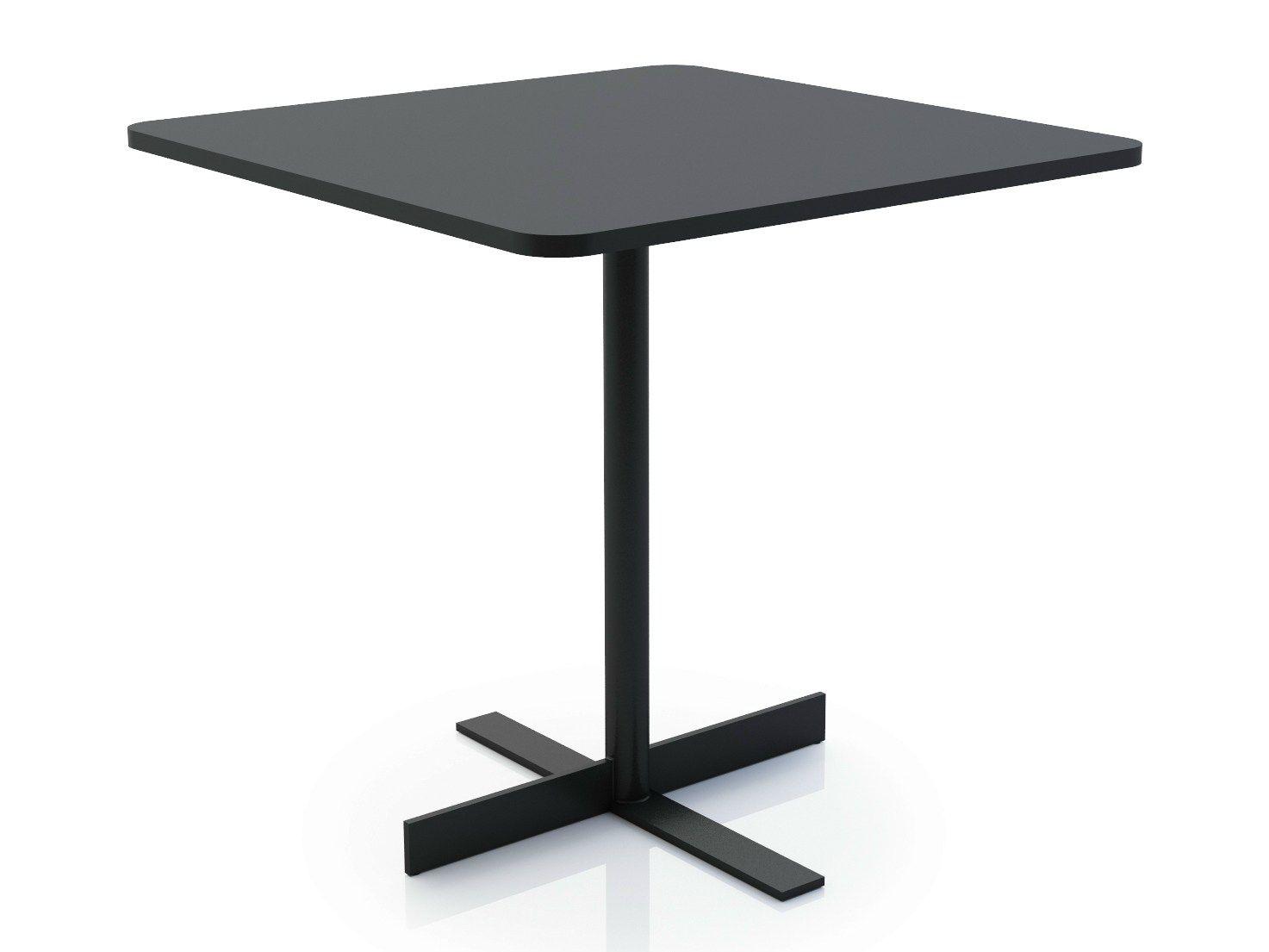 people  square table by alma design design nicola cacco -