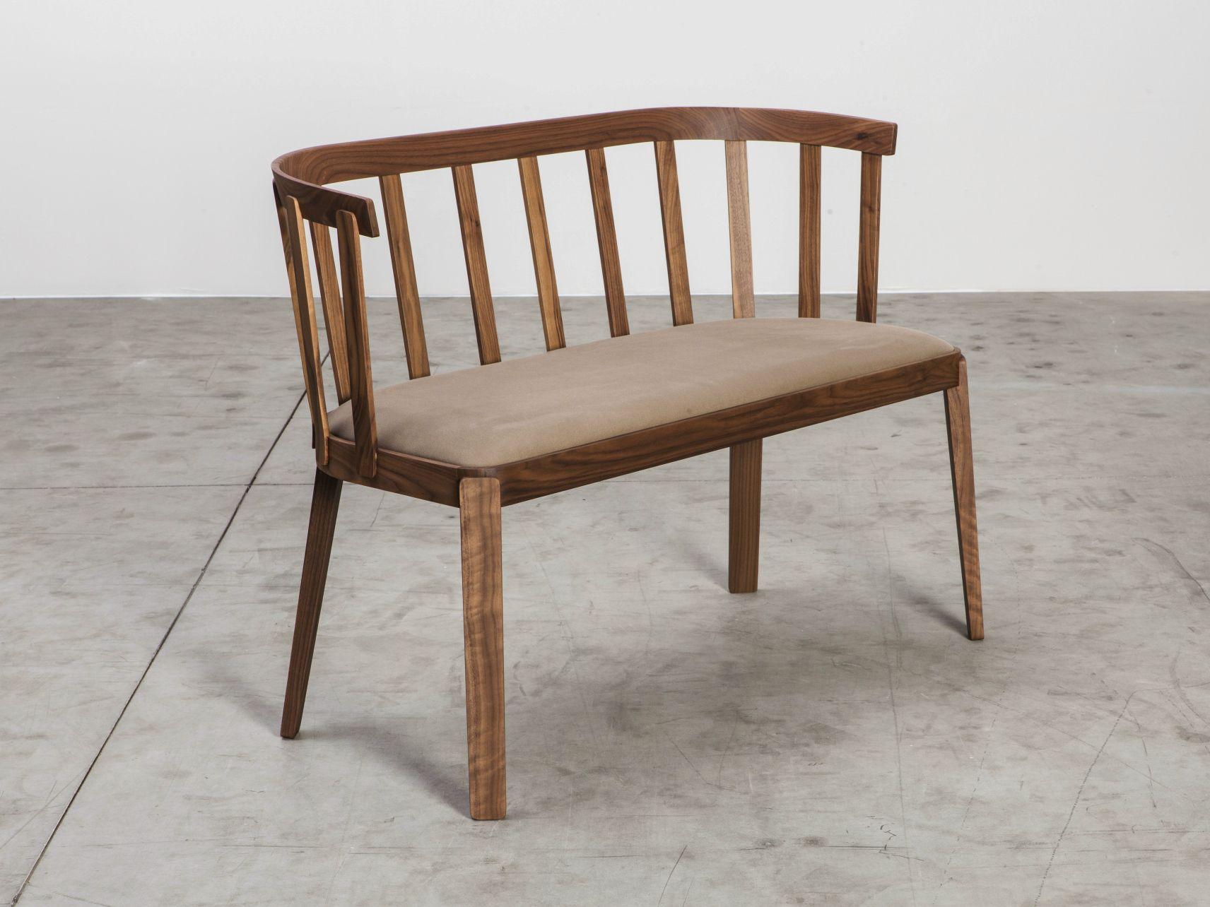 divanetto legno 1 posto : Divanetto in legno TINA XXL by Miniforms design Studio Zaven