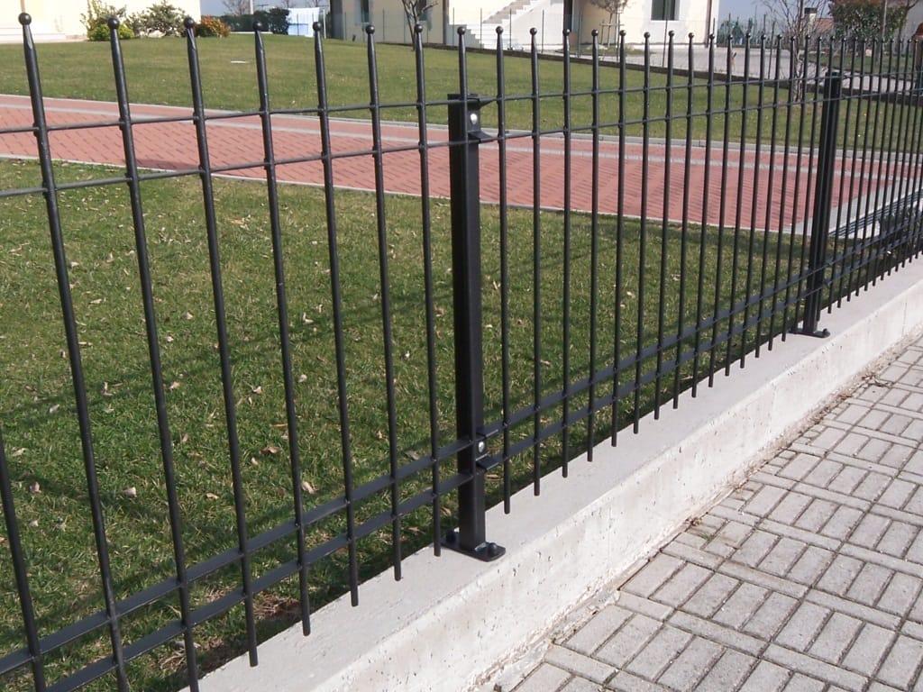 Recinzione ribes by grigliati baldassar for Baldassar recinzioni