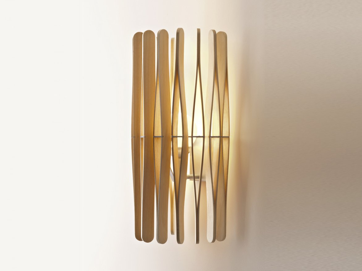 Led Wall Light Strips : STICK Wall light by Fabbian design Matali Crasset