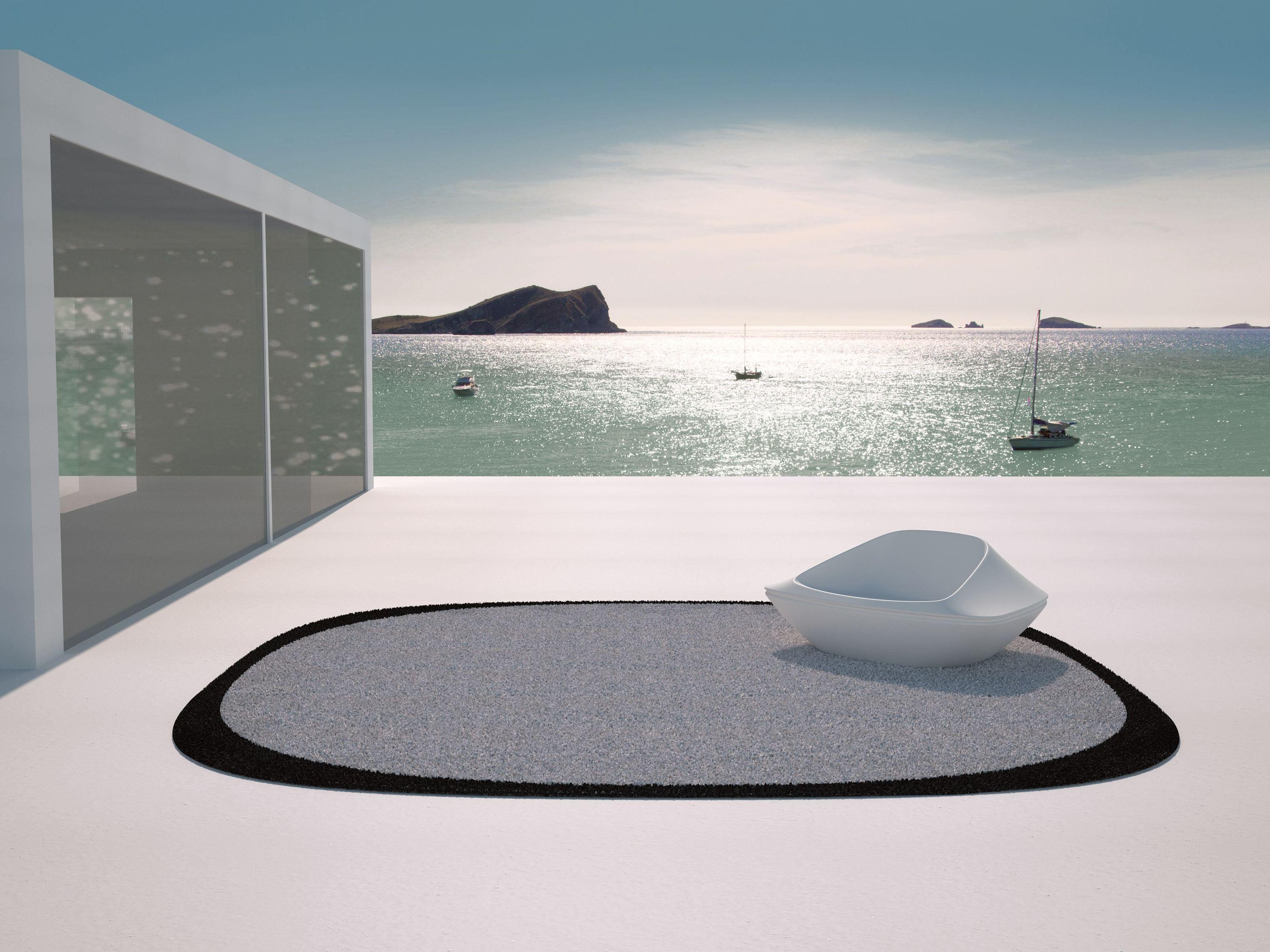 ufo outdoor rug by vondom design ora to. Black Bedroom Furniture Sets. Home Design Ideas