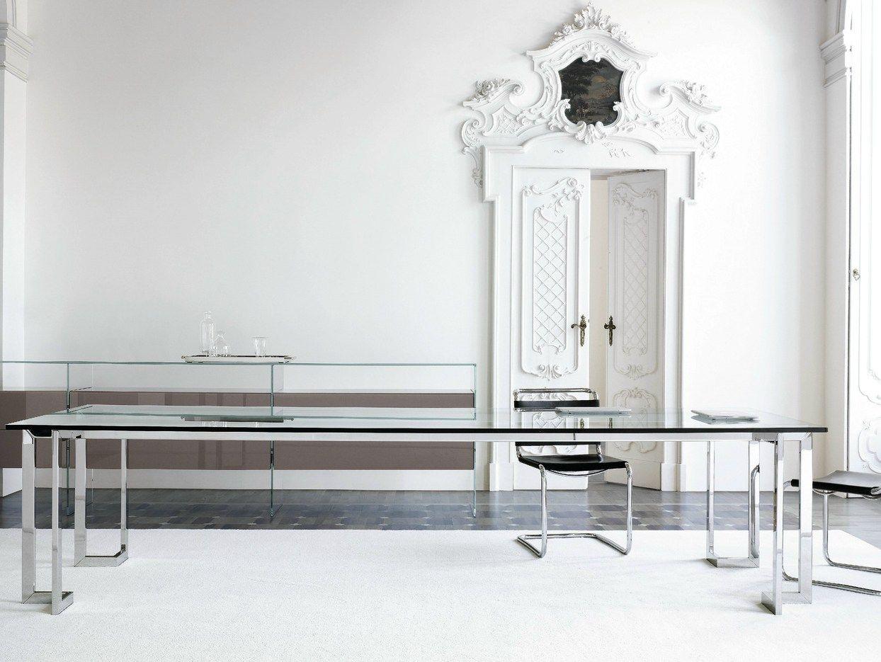 Tavoli Da Pranzo Allungabili Cristallo : Pranzo Bianco Legno: Tavolo  #59504C 1244 935 Tavoli Da Pranzo Con Pallet