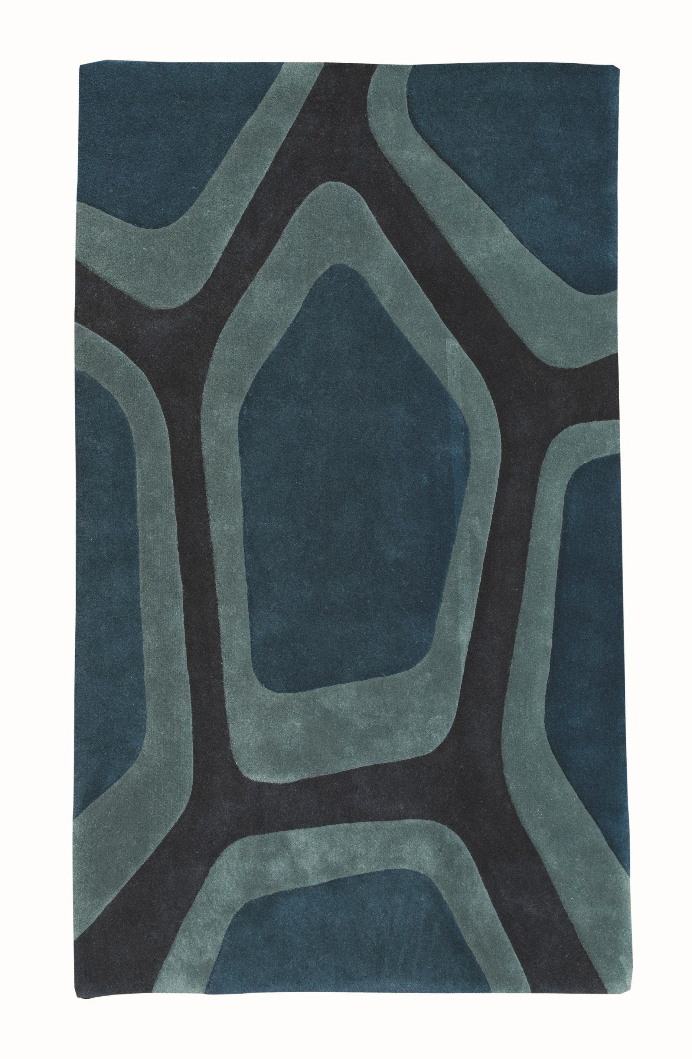 tapis rectangulaire en laine ora ito tapis roche bobois. Black Bedroom Furniture Sets. Home Design Ideas
