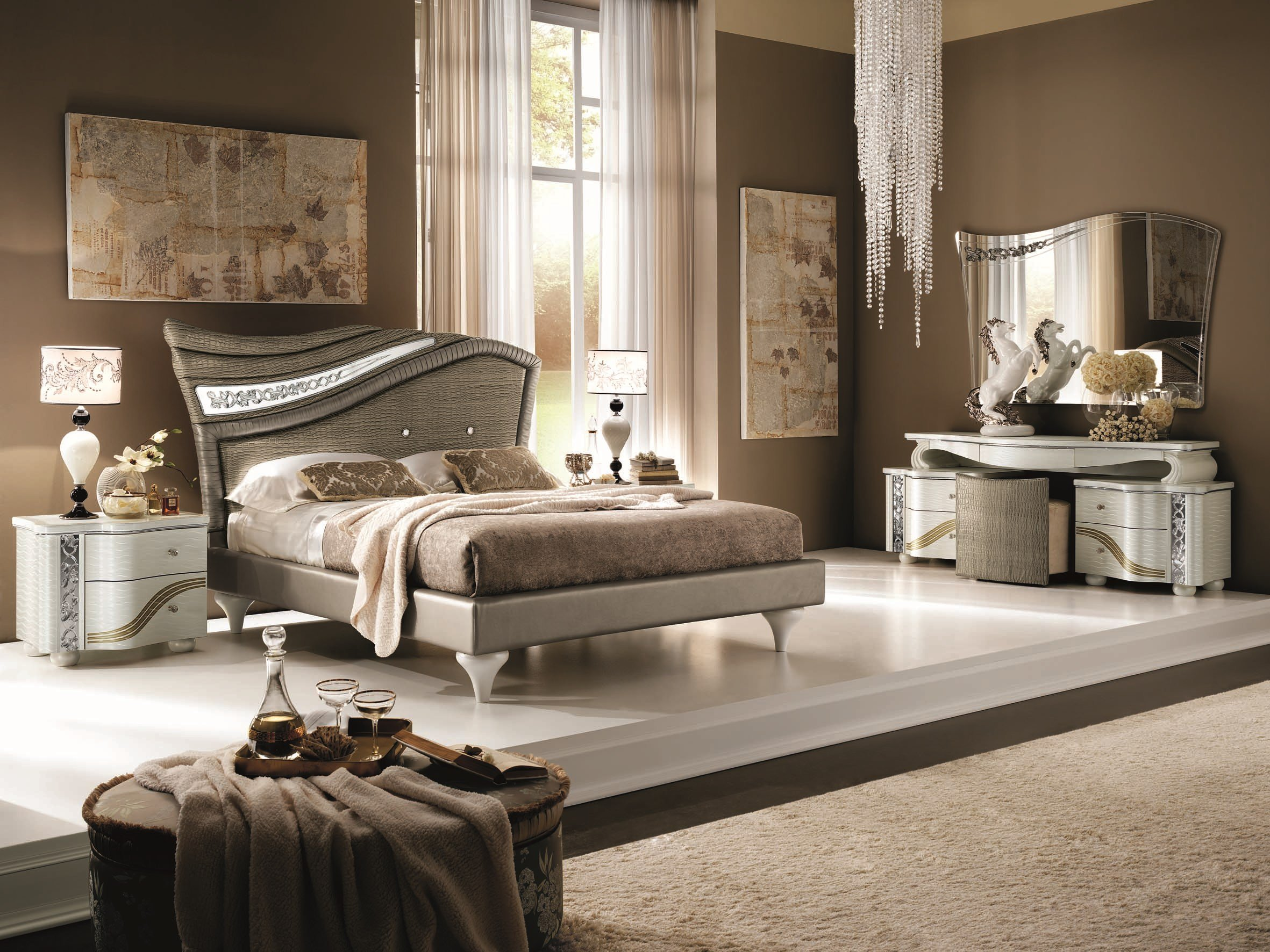 Beautiful Camere Da Letto Stile Contemporaneo Pictures ...