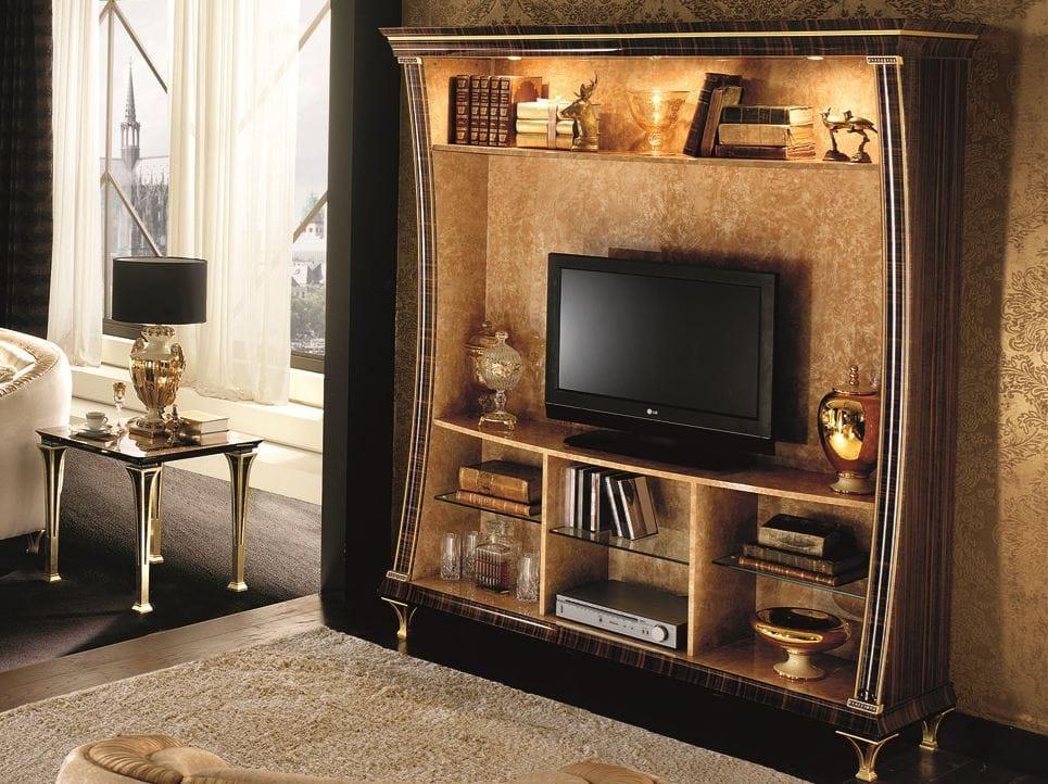 Rossini mueble modular de pared by arredoclassic - Mueble art deco ...