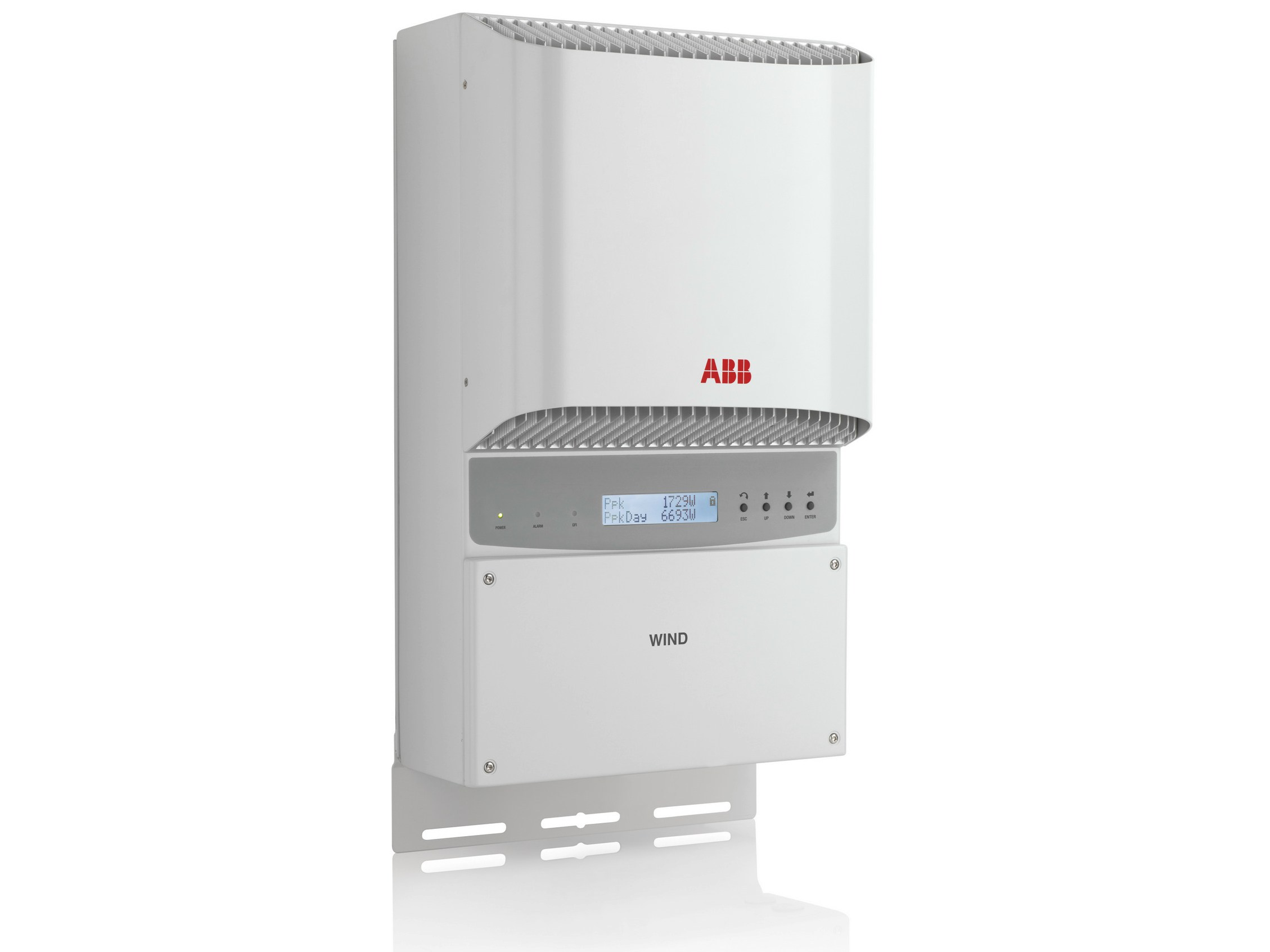 Inverter Per Impianti Eolici Pvi 3 6 Tl Outd W By Abb