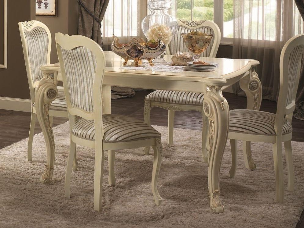 Tiziano tavolo da salotto by arredoclassic for Tavolo classico