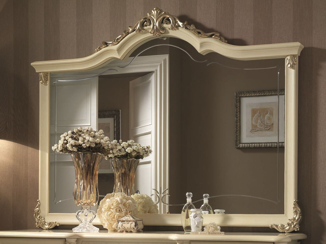 cadre photo miroir. Black Bedroom Furniture Sets. Home Design Ideas