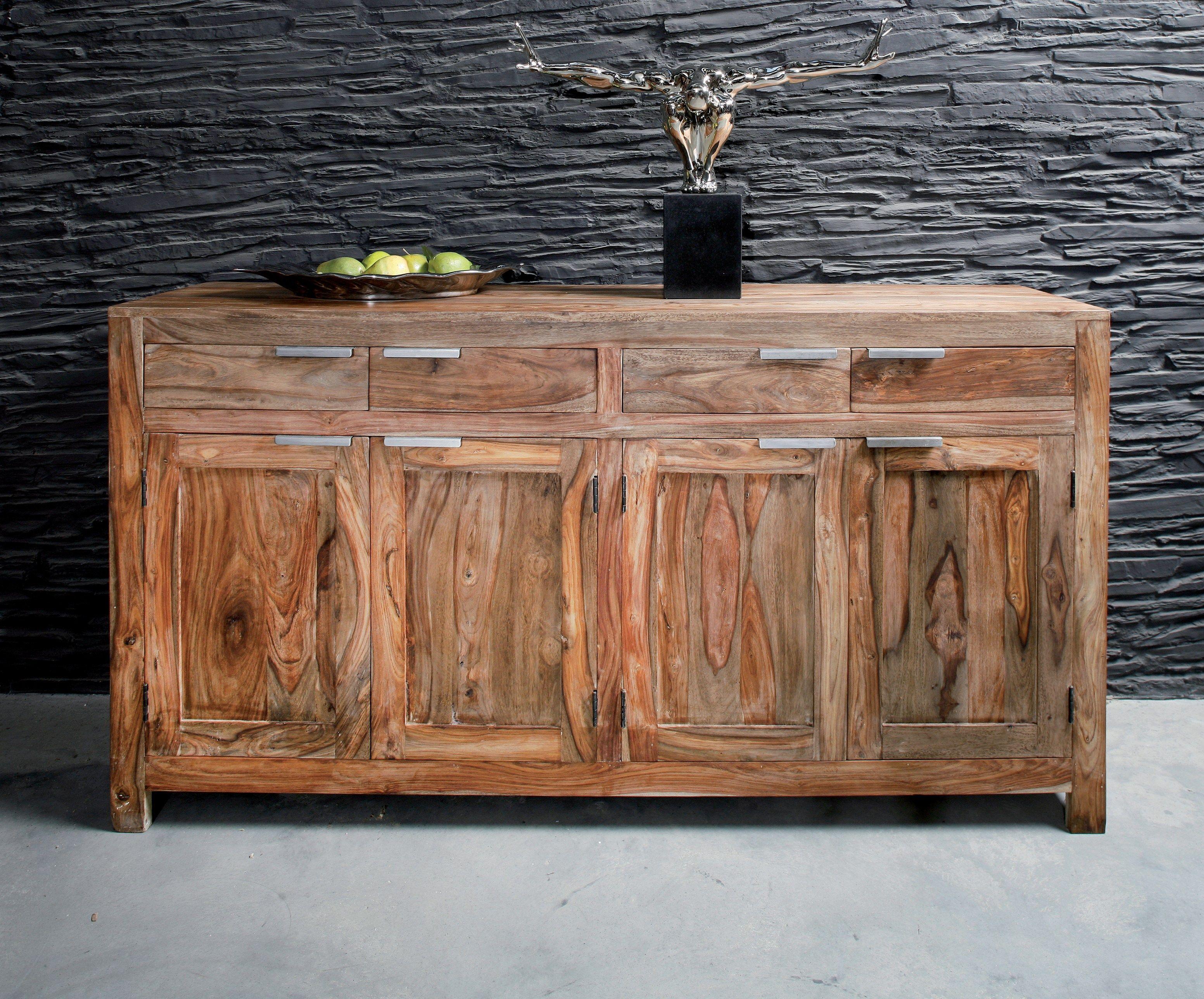 Madia in legno – Tetto della casa
