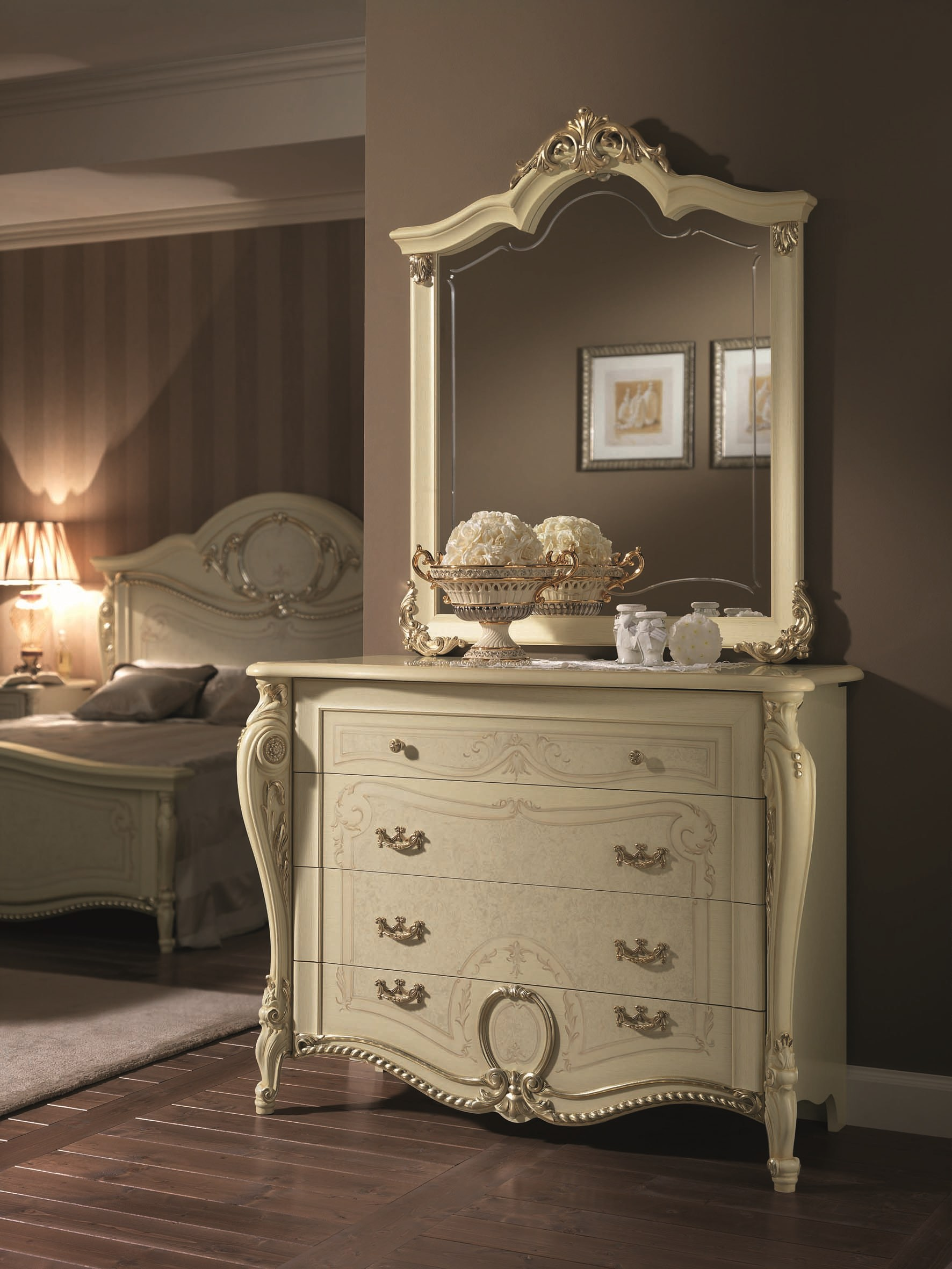 tiziano commode by arredoclassic. Black Bedroom Furniture Sets. Home Design Ideas