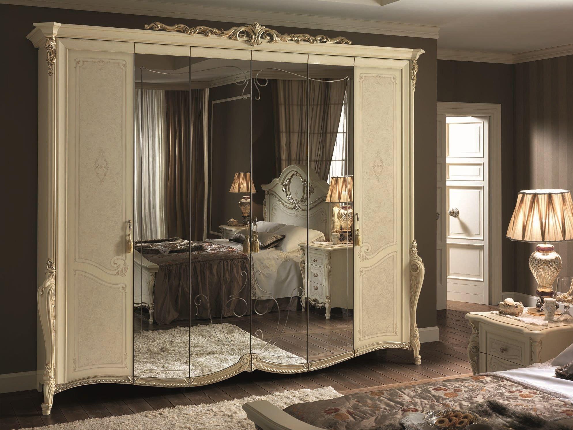 Tiziano wardrobe by arredoclassic - Armoire style romantique ...