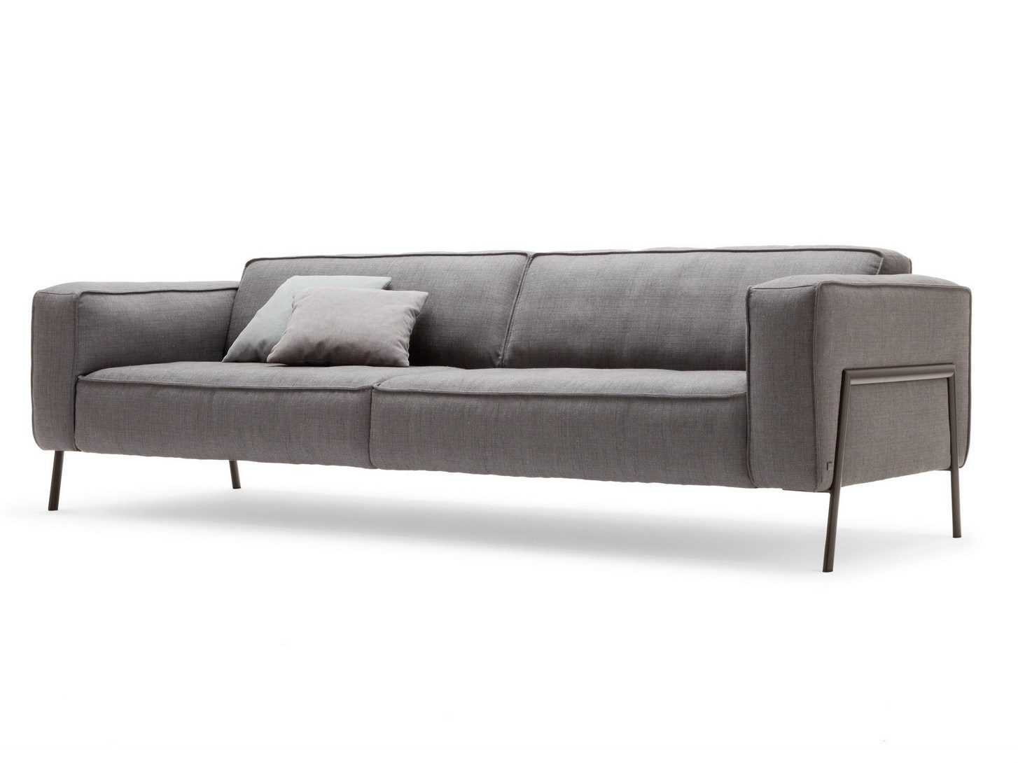 sofa bacio by rolf benz design cuno frommherz. Black Bedroom Furniture Sets. Home Design Ideas