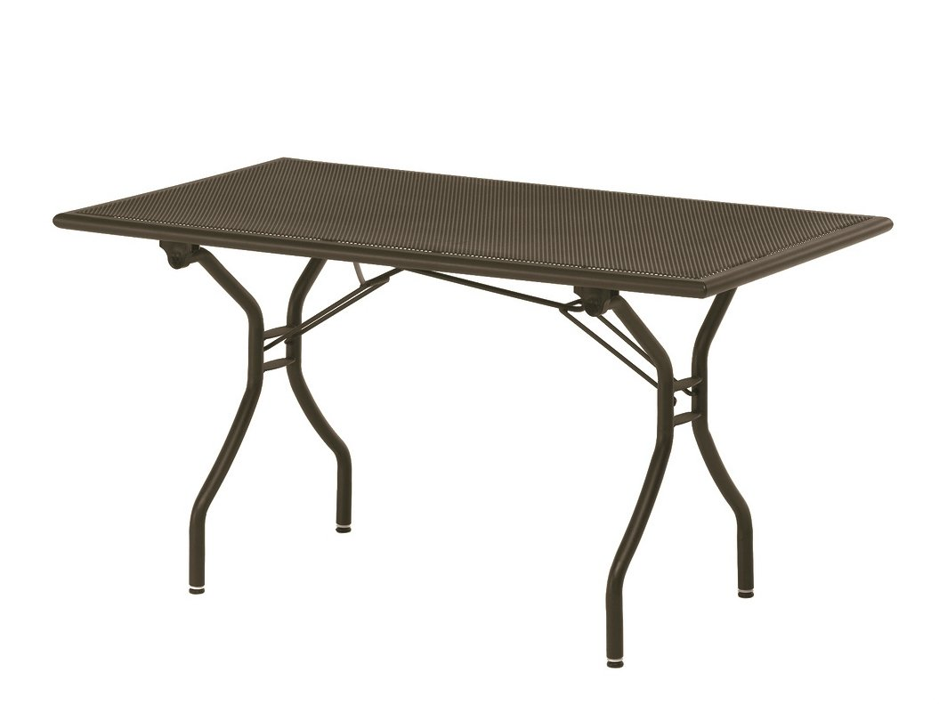 Table de jardin pliante rectangulaire collection cambi by for Table de jardin chez castorama