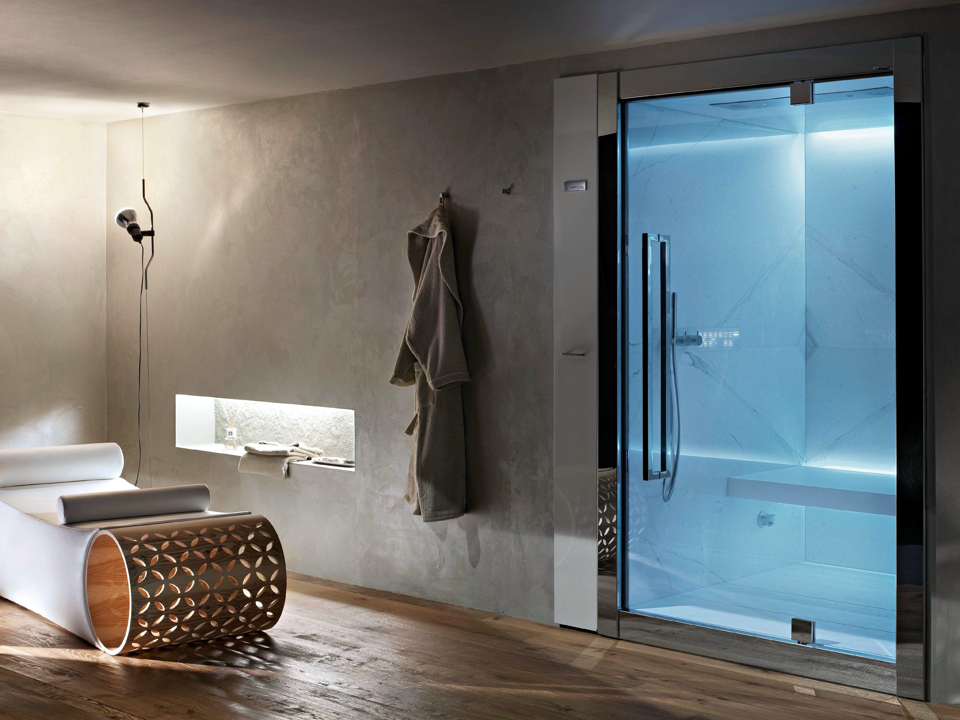 Panche per bagno turco sauna o bagno turco a ognuno il suo
