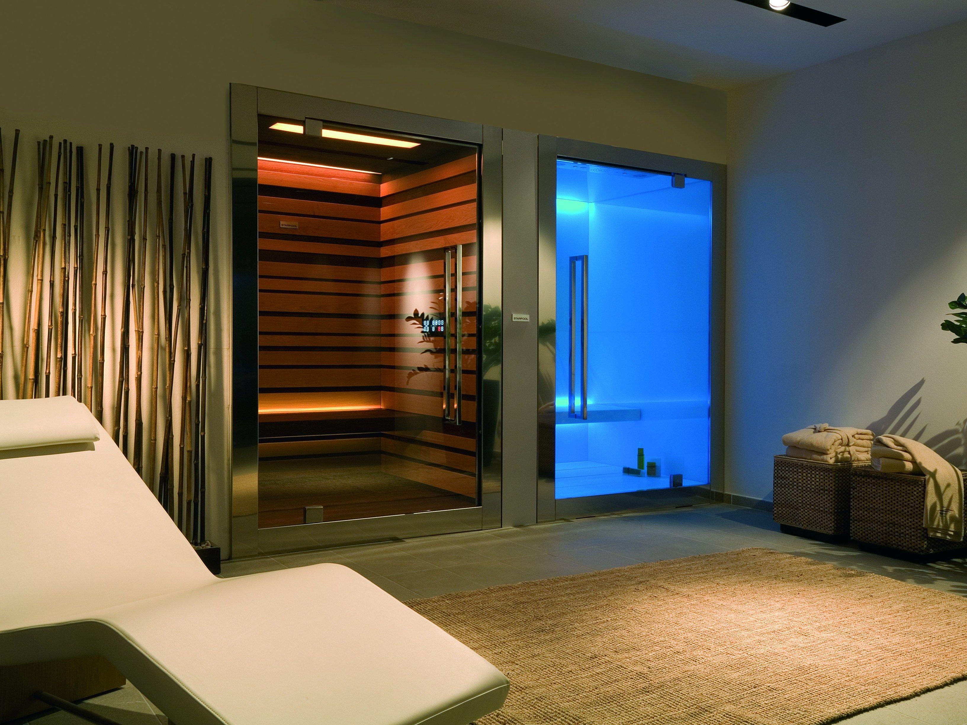 Sauna hammam sweet spa e sweet sauna by starpool design - Que es un spa ...