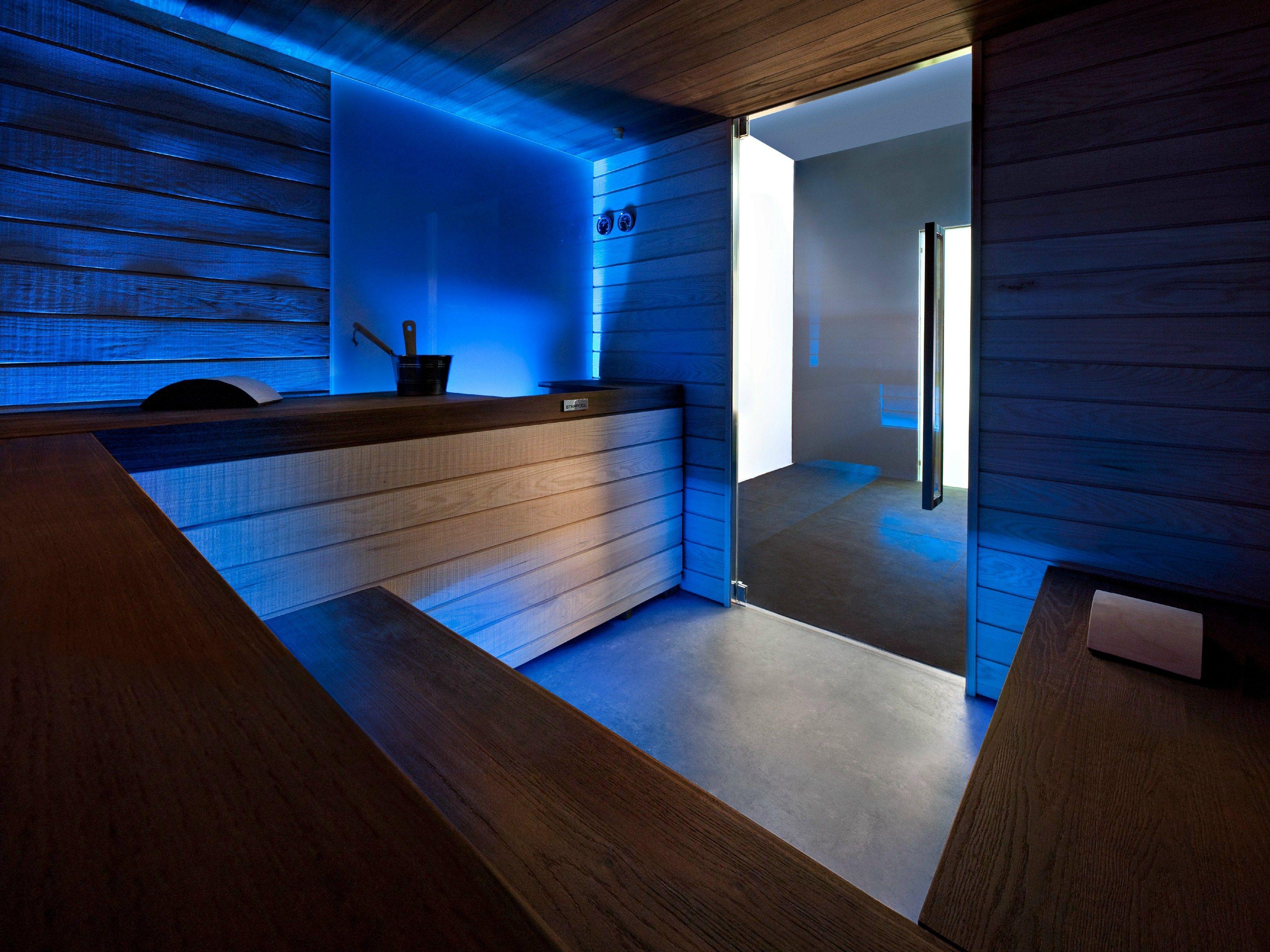 Finnish Sauna SWEET SAUNA PRO By STARPOOL Design Cristiano