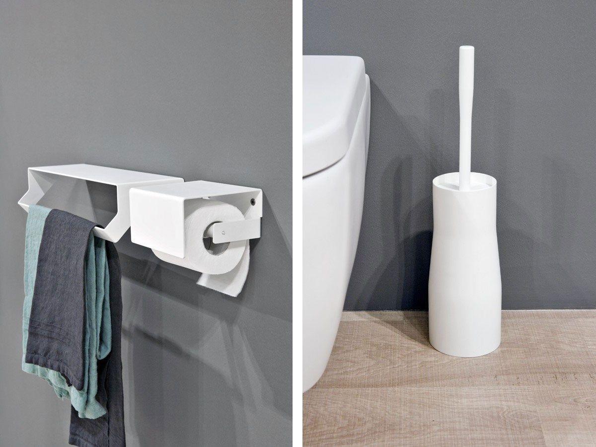 Estantes Para Baños Acero Inoxidable:Toallero / estante para cuarto de baños de acero inoxidable QGINI