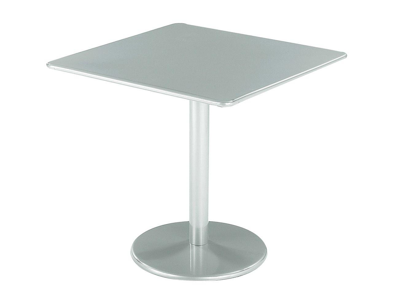 Table Carr E En Acier Collection Bistrot By Emu Group